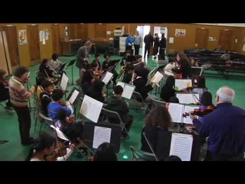 Oakland East Bay Symphony Music for Excellence (MUSE) Education Program