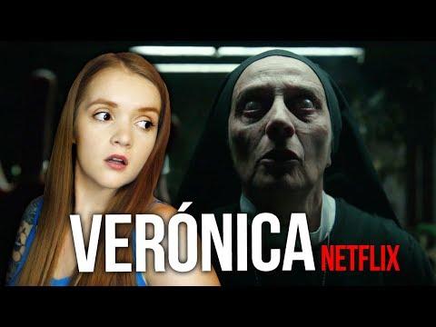 VERONICA (2017) Netflix horror movie review!