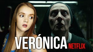 VERONICA (2017) Netflix horror movie review!