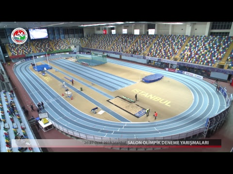 26 - 27 OCAK 2019 İSTANBUL SALON OLİMPİK DENEME YARIŞMALARI