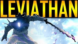 Destiny 2 - LEVIATHAN RAID! LUMINOUS ENGRAMS!