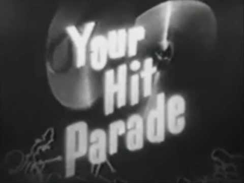 YOUR HIT PARADE  1947   DORIS DAY sings NEAR YOU.wmv