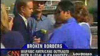HISPANIC AMERICANS STAND AGAINST ILLEGAL ALIENS !!!