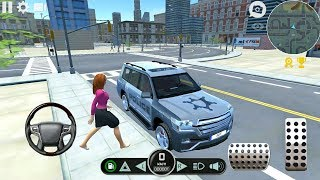 Offroad Cruiser Simulator #2 | Luxury Car Driving - Android Gameplay FHD
