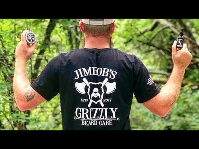 JimBob's Grizzly Beard Care Review #2