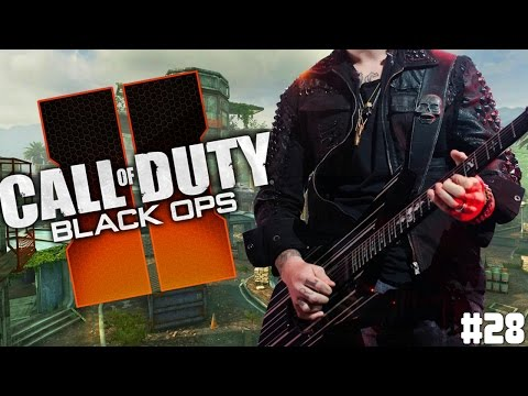 Playing Guitar on Black Ops 2 Ep. 28 - Punny Moments