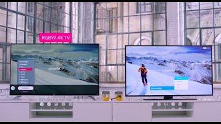 LG RGBW 4K UHD TV'nin Farkı Nedir?
