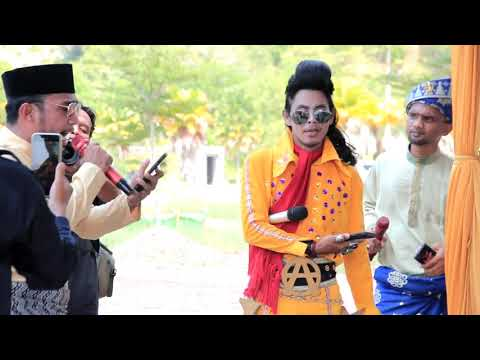 Bupati Kabupaten Kayong Utara Drs.Citra Duani resmikan Festival Seni Budaya KKU 2019