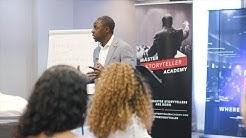 Day 2 Recap - Master Storyteller Academy