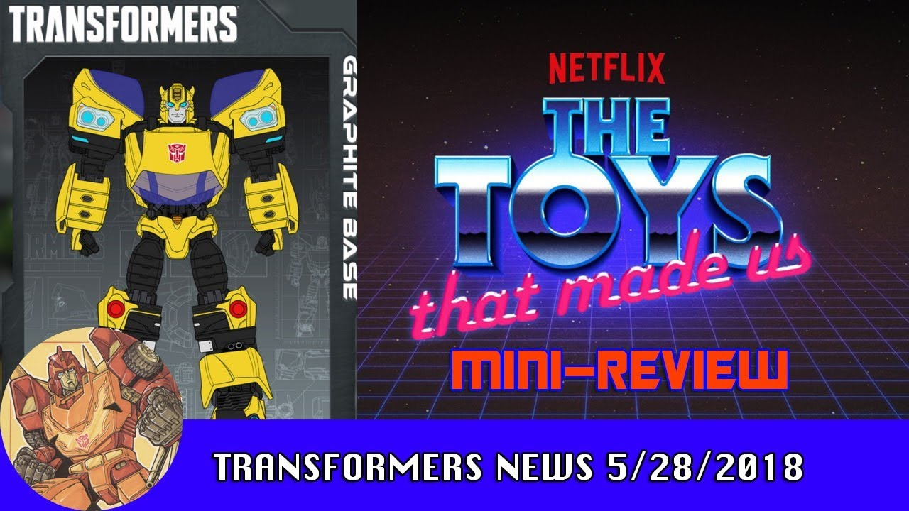 New Evergreen Images For Transformers Toys That Made Us