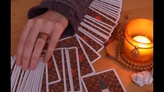 [ASMR] Card Reading to Ease Anxiety