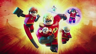 LEGO The Incredibles Full Gameplay Walkthrough (Longplay)