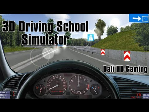 3d car driving simulator games free