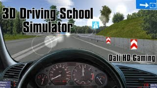 3D Driving School Simulator PC Gameplay HD 1440p