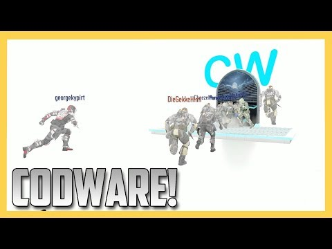 We're Going To CODWARE! - Black Ops 3 Minigame Mod