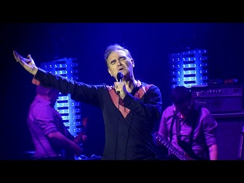 Morrissey - Stop Me If You Think You've Heard This One Before [Live at 013, Tilburg - 29-03-2015]