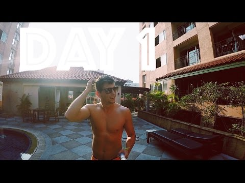 VANCOUVER to BANGKOK - DAY 1 OF MY VLOG SERIES AROUND ASIA!