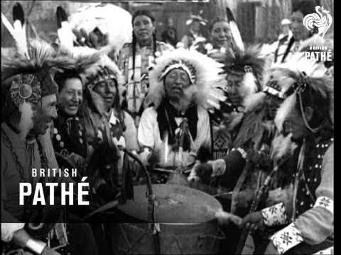 The Dance Of The Tribes (1934)