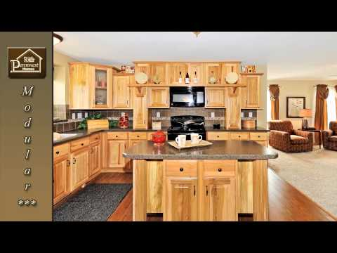 Pennwest Modular Ranch Home - Manhattan - Model: HR137A