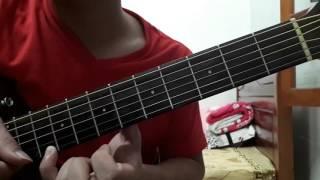"""Guitar hướng dẫn: Intro, đệm hát """"Đêm nằm mơ phố"""" - Thùy Chi"""