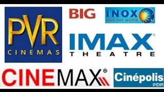 List Of Top Ten Movie Theatres in India.  & top ten multiplex & theater in india top 10