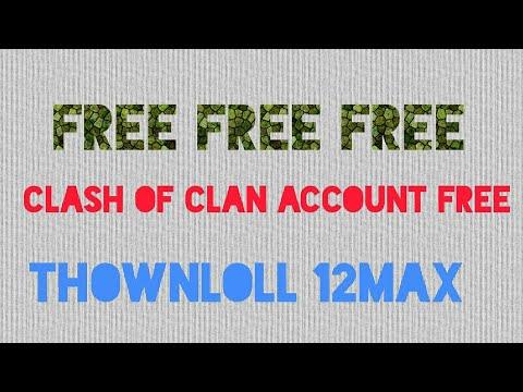 Free Coc Id Th12max