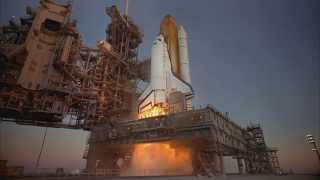Spaceshuttle Launch HD 1080P