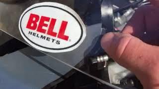 Kawasaki concourse Yellow wheel pin striping/air filter/coolant