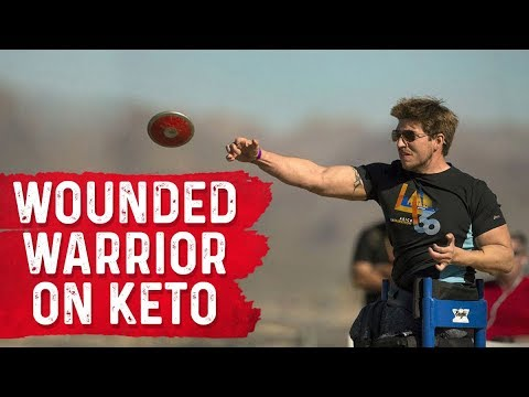 Dr.Berg and Wounded Warrior Tim Payne on Keto Diet