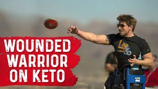 Wounded Warrior Tim Payne on Keto (Ketogenic Diet)