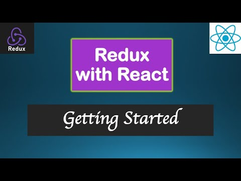 React JS Tutorial-Redux and React Lesson#17a-Introduction to React ReduxforStateManagement