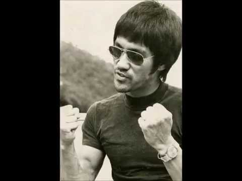 Bruce Lee radio interview with Ted Thomas