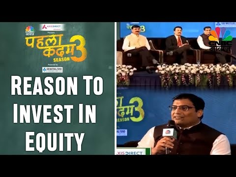Pehla Kadam | Reason To Invest In Equity | Expert Tips | CNBC Awaaz