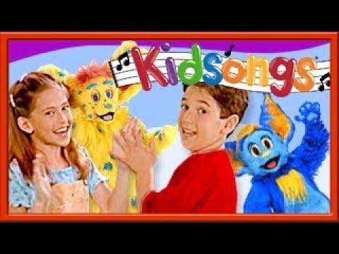 Best Kids Play Songs | Simon Says | Limbo Rock | Kids Party  Songs & Games | Kidsongs | PBS Kids| |
