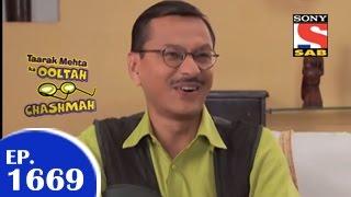 Taarak Mehta Ka Ooltah Chashmah - तारक मेहता - Episode 1669 - 11th May 2015