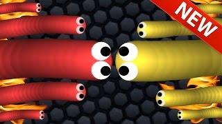 NEW SLITHER.IO GAMEMODES...?!?! - Slither.io Gameplay