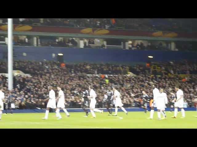 Gareth Bale vs Lyon