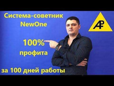 СОВЕТНИК и система анализа NEWONE. 100% профита на Форекс