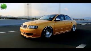 Audi A4 B6 | Bagged