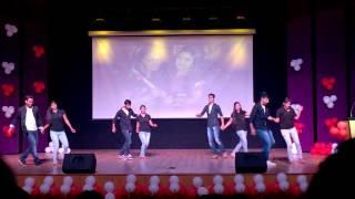 ADIOS'16 Group Dance||DuniaKaNaara||GoriGori||BabaJiKiBooti||SouthAlluArjunBeats||