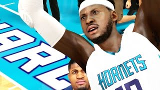 NBA 2k15 MyCAREER Gameplay - He's PG13 BUT I'm Rated R! - Earned My First Badge