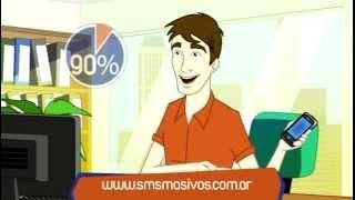 SMS Masivos Argentina video reducido