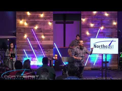 "Northeast Christian Church Live-Hold Fast Week 1"""