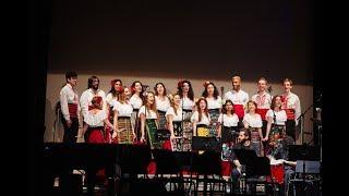 Pletenitsa Balkan Choir - Pilentse Pee (Live at Berklee)