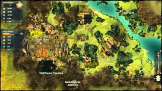 Guild Wars 2 - Metrica Province Vista Points Tutorial