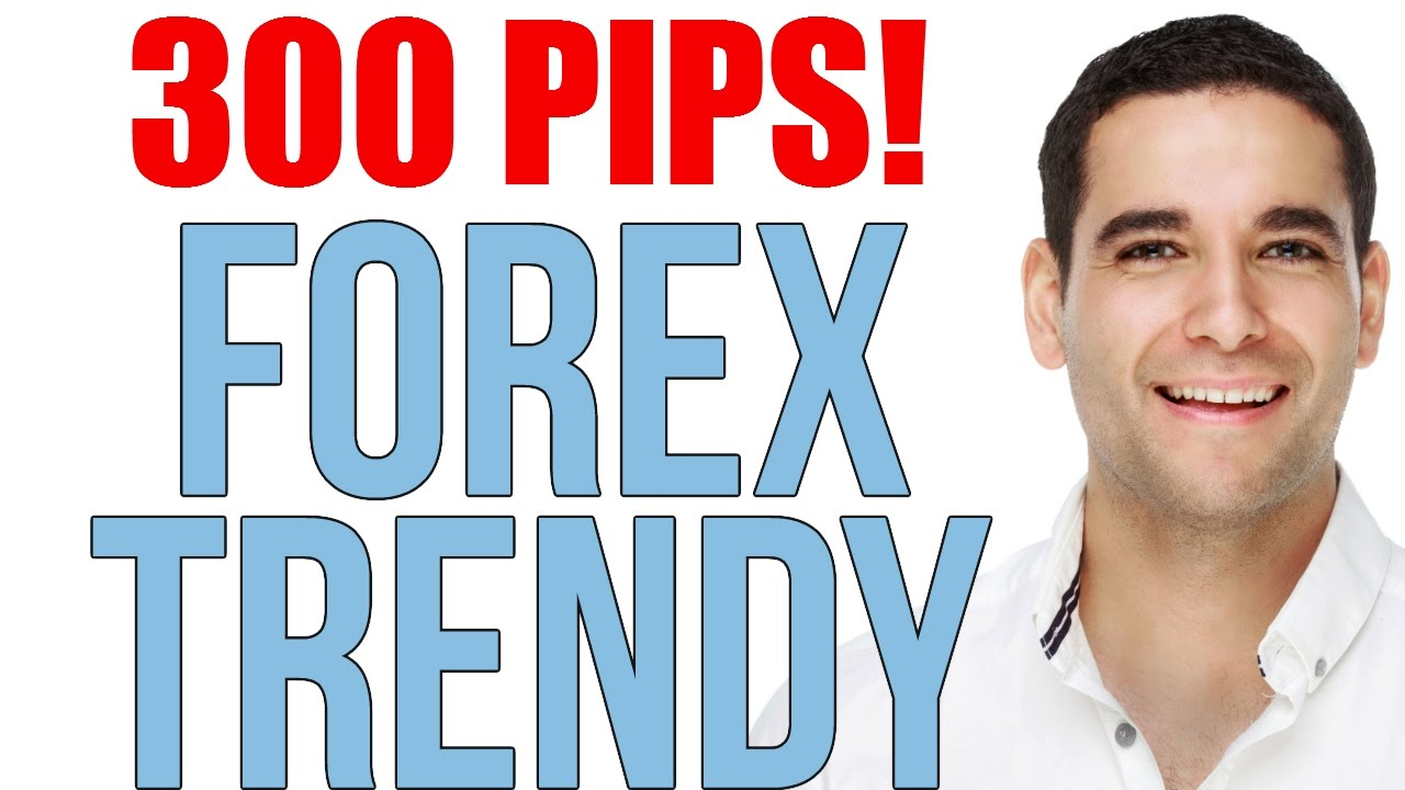 Forex Trendy | Over 300 Pips With Member Trade Alerts - YouTube