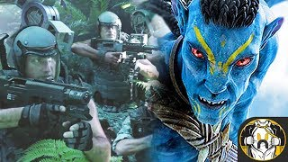 The First Na'vi and Human War Explained | James Cameron's Avatar