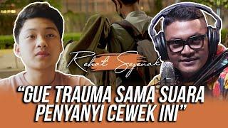 Download KORBAN GHOSTING SAMPAI TRAUMA DENGAN SUARA PENYANYI - REHAT SEJENAK EPS. 3