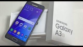 مراجعة عيوب سعر ومواصفات جوال Galaxy A3 2017