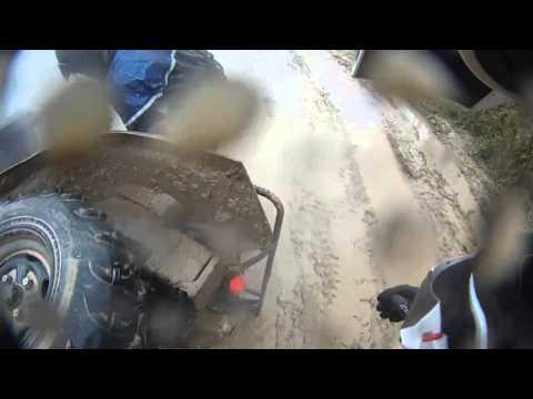 Suzuki. Тест драйв квадроциклов KINGQUAD 750AXi